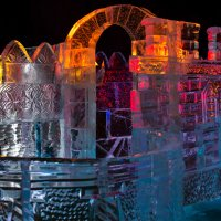 Царство льда :: Elena Tsiliakus