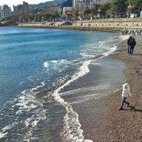 море в январе :: valeriy g_g