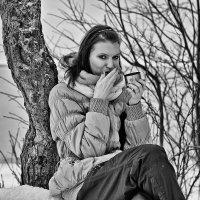 зимний портрет 2 :: Dmitri_Krzhechkovski Кржечковски
