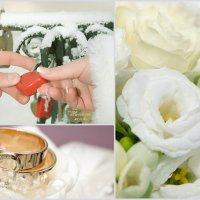 Очарование зимней свадьбы :: Алина Траут