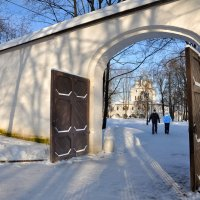 ...И раскроют дивные Врата! :: Ирина Данилова
