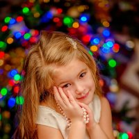 Новогодние истории :: Анна Димант