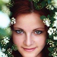 Девушка весна :: Яна Глазовая