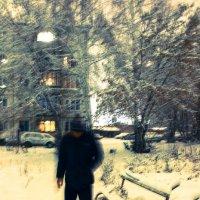 Призрак :: Анна Сыслова