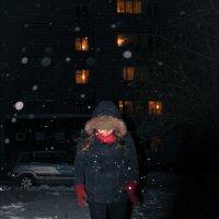 Снег конфетти :: Анна Сыслова