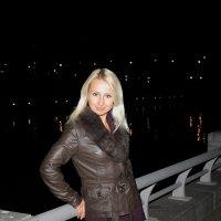 вечерняя прогулка по Минску :: Алена Болондзь