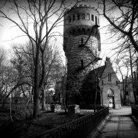 мрачная башня :: Maria Jankiv