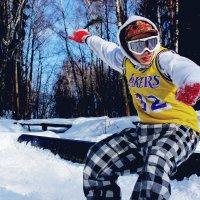 Snowboard contest :: Григорий Никитин