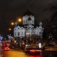 ....Храм Христа Спасителя....из серии...Гуляя по Москве.... :))).... :: Ира Егорова :)))