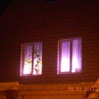 Фиолетовое окно :: Оксана Усатова