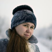 Зимний портрет :: D. Matyushin.