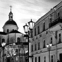 Витебск. Графика :: Сергей Журавлёв