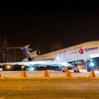 Ту-154М :: Александр Alexxnsk