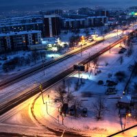 сегодня утром :: Борис Коктышев