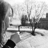 Взгляд на мир :: Яна Тхир