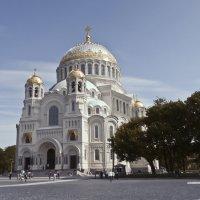 Морской Никольский собор (Кронштадт) :: Лариса Лунёва