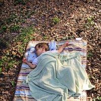 Спящий малыш :: Павел Белоус