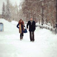 прогулка :: Татьяна Карканица