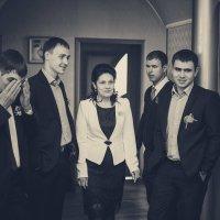 Мама и Друзья жениха :: Дмитрий Черниченко