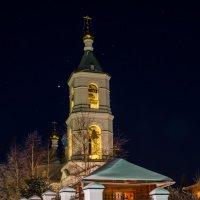 Церковь в с. Шарапово :: Геннадий Хоркин