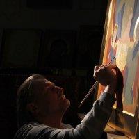 реставратор икон :: Борис Коктышев