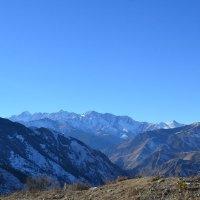 горы Осетии :: Лика Гуриева