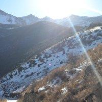 зима в горах :: Лика Гуриева