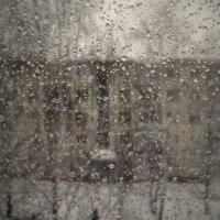 дом  из  дождя  и  тумана :: Дмитрий Потапов