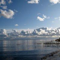 Небо.Вода. :: Валерий Смирнов