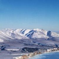 Там, где все снегом укрыто :: Aleksei Gilev