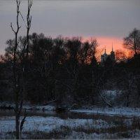 Последний закат осени :: Андрей Куприянов