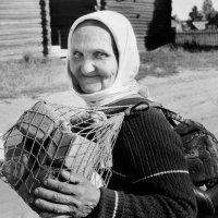 Из дальней деревни :: Валерий Талашов