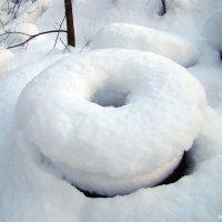 Зимний пончик ) :: сергей лебедев