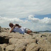 На острове Самуи. :: Марина Трейер