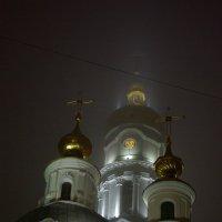 Собор ночью :: Игорь Шубовичь