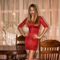 Катюша Лахминова :: Женя Рыжов