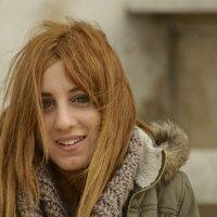 Рыжая парижанка :: MVMarina