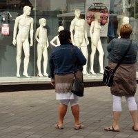 Европейская мода, самая модная в мире... :: Boris Alabugin