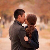 Поцелуй :: Светлана Тимченко