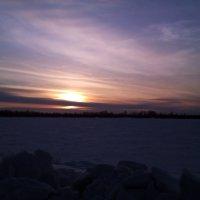Объ зимой :: Наталья Варламова
