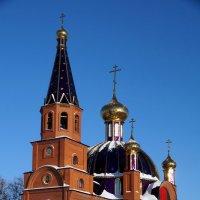 Храм Георгия победоносца. :: Владимир RD4HX Сёмушкин