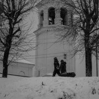 Черно-белый город :: Надежда Мартюшева