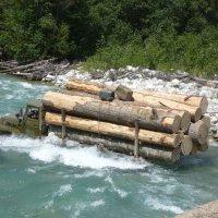 Река тоже дорога :: Nik Зонов