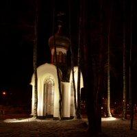 Часовня, Святого Георгия Победоносца. :: Игорь