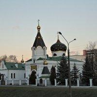 Церковь Марии Магдалины. Минск. :: Nonna