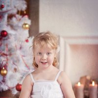 новогодние детки :: Galina Vlasova