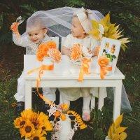 ах эта свадьба свадьба свадьба... :: Елена Нешитая