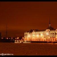 Ночной город :: Дмитрий Рожков
