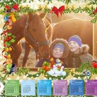 Календарь 2014 :: Светлана Павлова