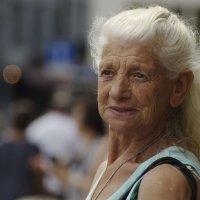 Какая бабулечка мне в Антверпене встретилась! :: MVMarina